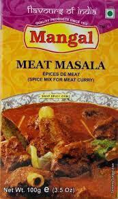 MANGAL MEAT MASALA 100G