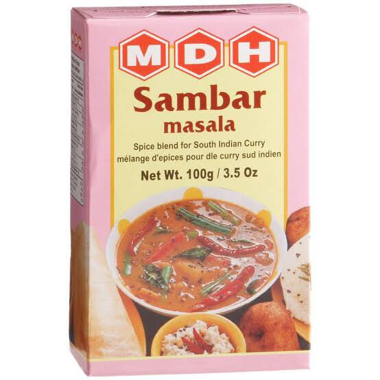 MDH SAMBAR MASALA 100G
