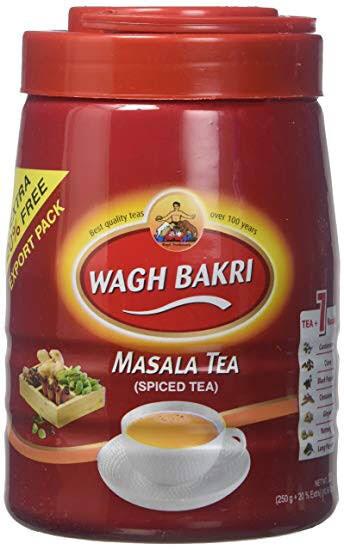 WAGH BAKRI MASALA TEA 250 G