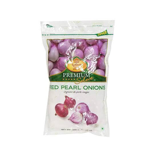DEEP RED BABY ONION 340 GMS