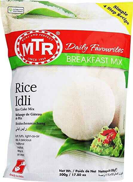 MTR RICE IDLY MIX 500G