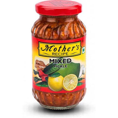 MOTHER'S MIXED PICKLE 500GMS