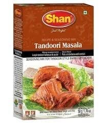 SHAN TANDOORI MASALA 50 GMS