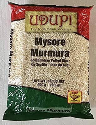 UDUPI MYSORE MURMURA (PUFFED RICE)  600G (300G*2)