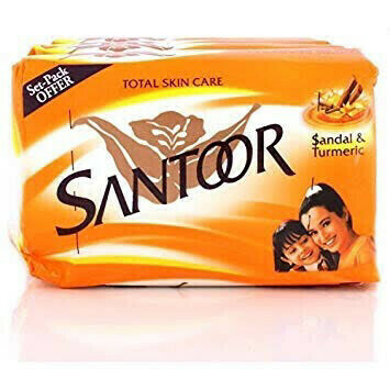 SANTOOR SOAP 100G (2 PACK)