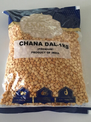 AMMAS CHANNA DAL (BENGAL GRAM) 1 KG
