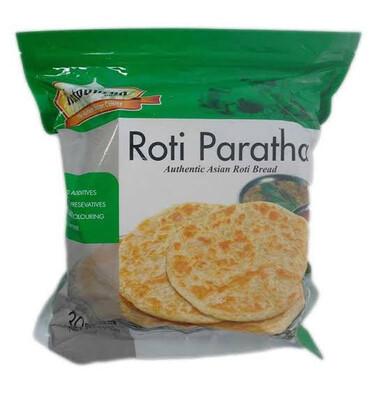 KATOOMBA ROTI PARATHA 30 PCS (Green Pack)