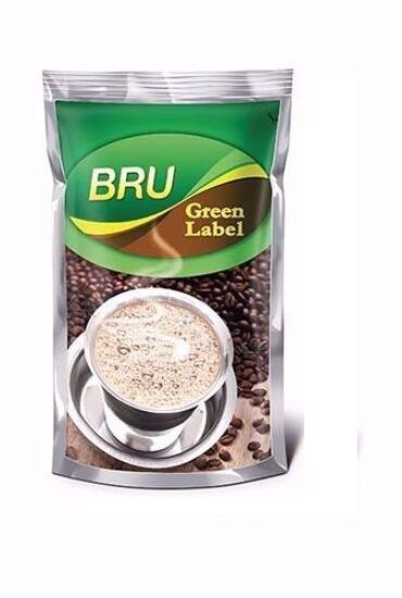 BRU FILTER COFFEE - GREEN LABEL 500 GMS
