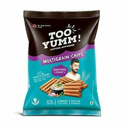 TOO YUMM MULTIGRAIN CHIPS DAHI PAPDI CHAT