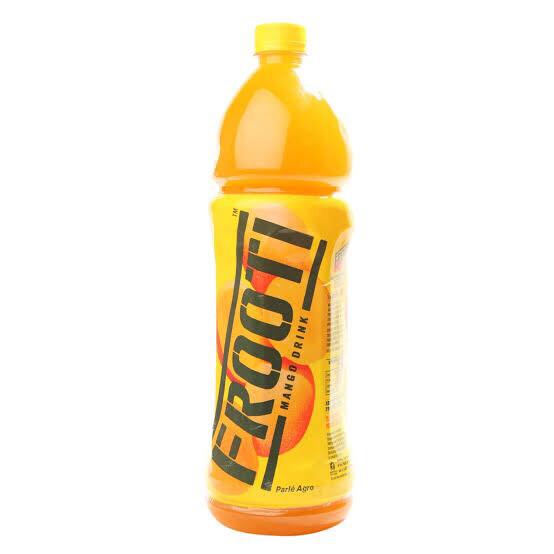 FROOTI MANGO DRINK 1 LITRE(PET BOTTLE)