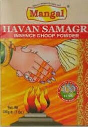 MANGAL HAVAN (HOMAM) SAMAGRI  200 G