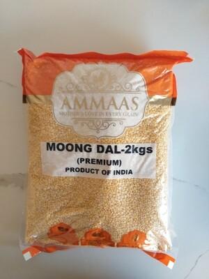 AMMA'S MOONG DAL(INDIA) 2 KG