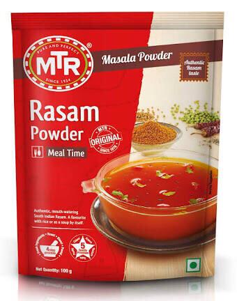 MTR RASAM POWDER 200 G
