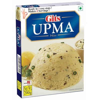 GITS UPMA MIX 500 G BUY 1 GET 1 FREE