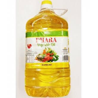 DHARA VEGETABLE OIL (Soyabean Oil) 5L