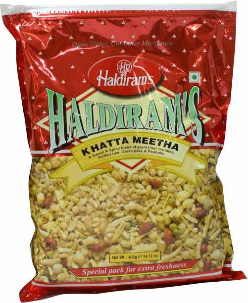 HALDIRAMS KHATTA MEETHA 400 G