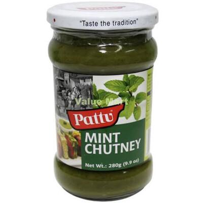 PATTU MINT CHUTNEY 280 G
