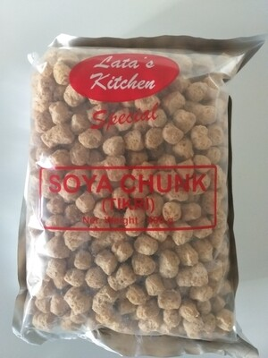 LATAS KITCHEN SOYA NUGGGETS/ CHUNKS (SMALL) 400 GMS