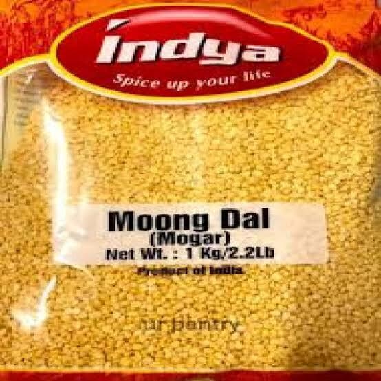 INDYA MOONG DAL (India) 1 KG