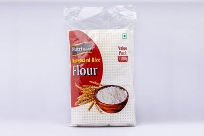 NUTRI FOODZ RICE FLOUR FINE 1 KG