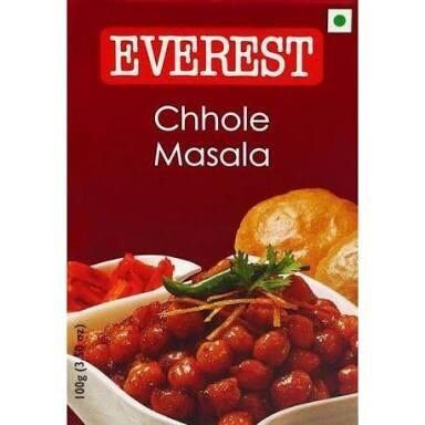 EVEREST CHOLE/CHANA MASALA 100 GMS