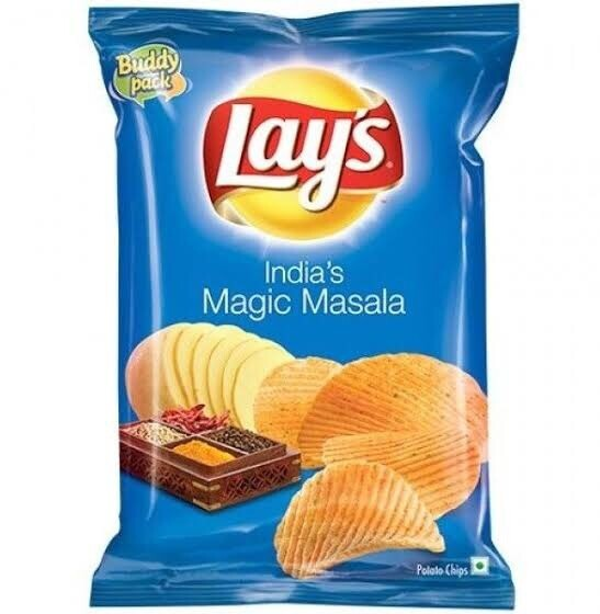 LAYS MAGIC MASALA 52 G