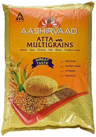 AASHIRVAAD MULTIGRAIN ATTA EXPORT PACK 10KG