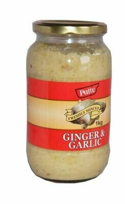 PATTU GINGER GARLIC PASTE 1 KG