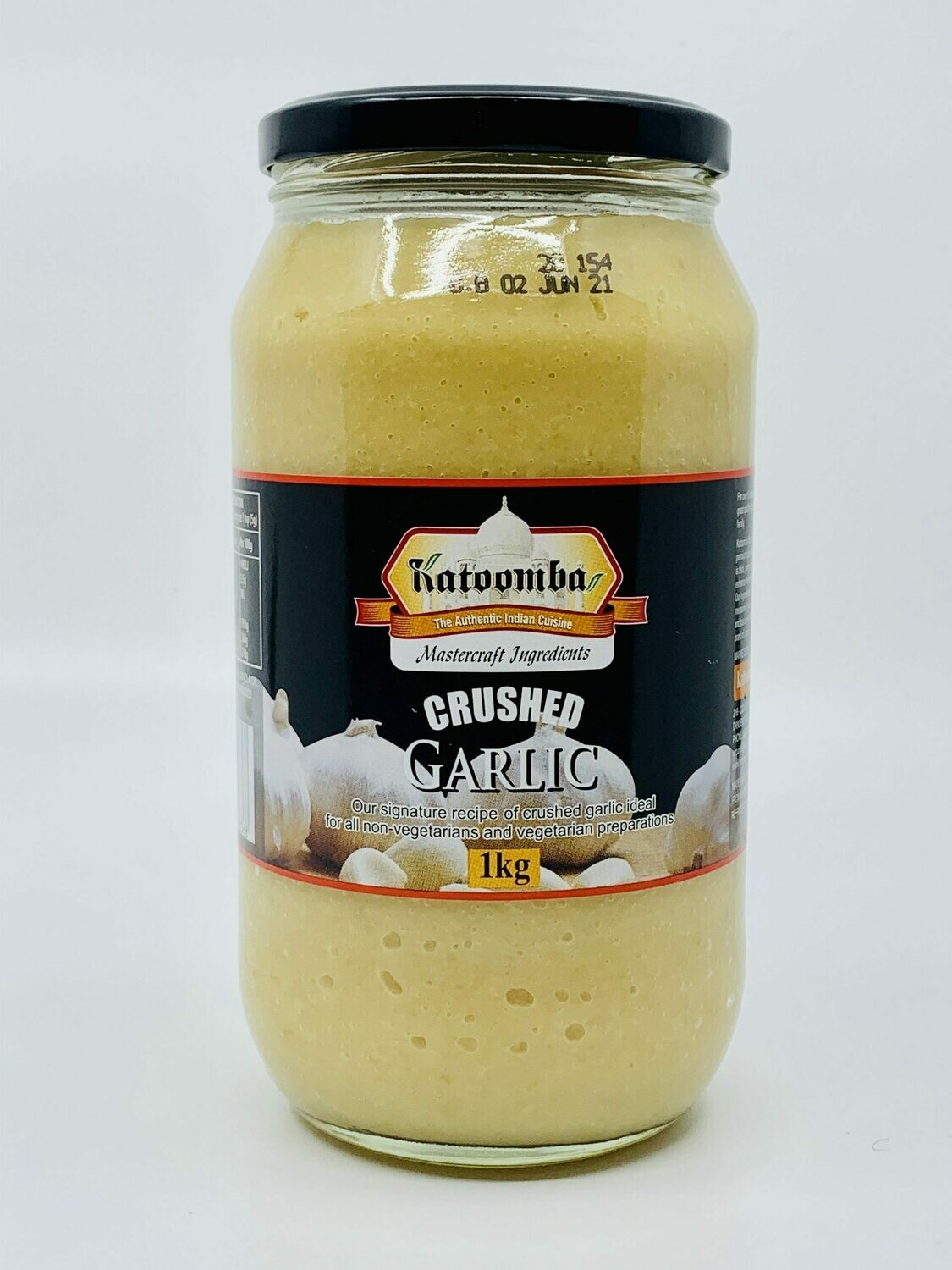KATOOMBA GARLIC PASTE 1 KG