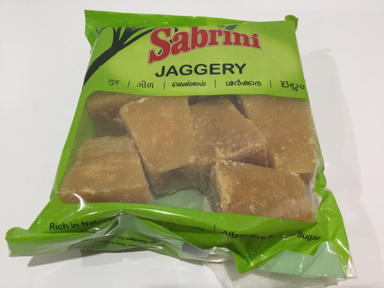 SABRINI JAGGERY CUBES 1 KG