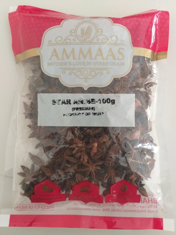 AMMA'S STAR ANISE 100 G