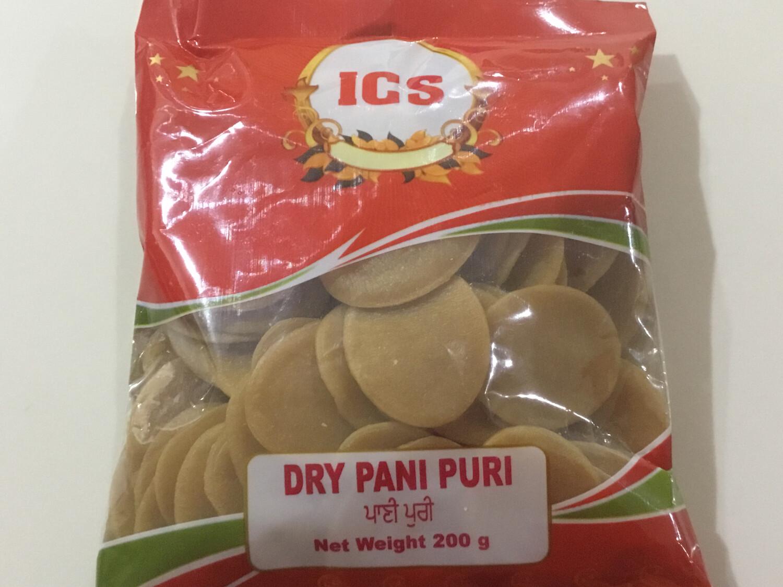 ICS DRY PANI PURI 200 G