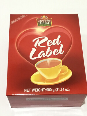 BROOKE BOND RED LABEL TEA 900 gms