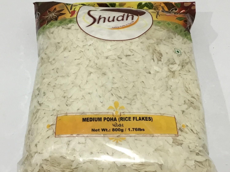 SHUDH POHA MEDIUM 2.4 KG