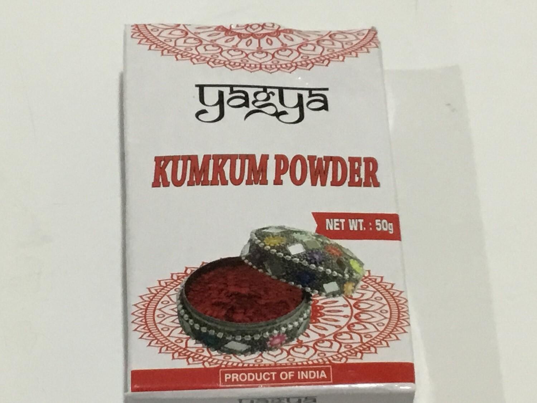 YAGYA KUMKUM POWDER 50 G