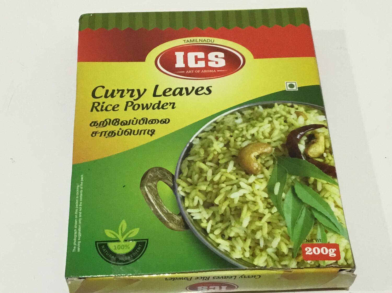 ICS CURRY LEAVES POWDER 200 GMS