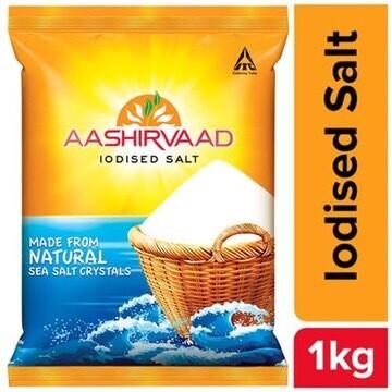 AASHIRWAAD IODISED SALT 1 KG