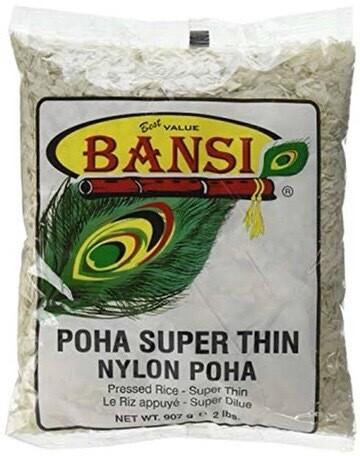 BANSI POHA THIN (NYLON POHA) 907 G