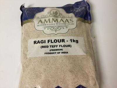 AMMA'S RAGI FLOUR 1 KG
