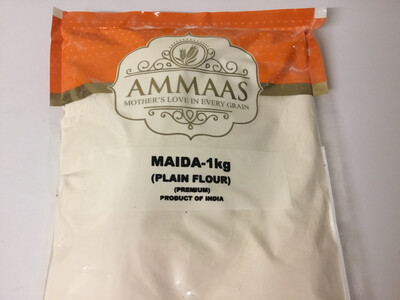 AMMA'S PLAIN FLOUR (MAIDA) 1KG