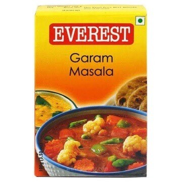 EVEREST GARAM MASALA 500GMS