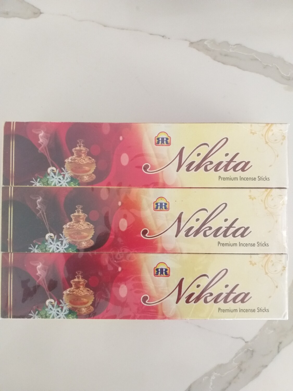 NIKITA INCENSE STICKS 20 GMS