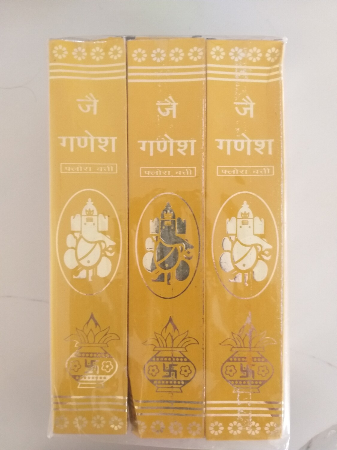 JAI GANESH INCENSE STICKS 20 GMS