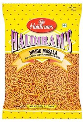 HALDIRAMS NIMBU MASALA 400 G @2 FOR $4.49 EACH
