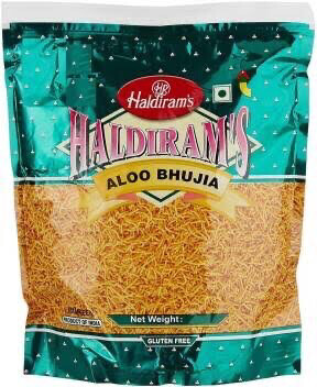 HALDIRAMS ALOO BHUJIA 400 G @2 for 4.49 each