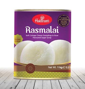 HALDIRAMS RASMALAI 1 KG