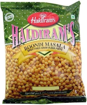 HALDIRAMS BOONDI MASALA 400 G @2 FOR $4.49 EACH