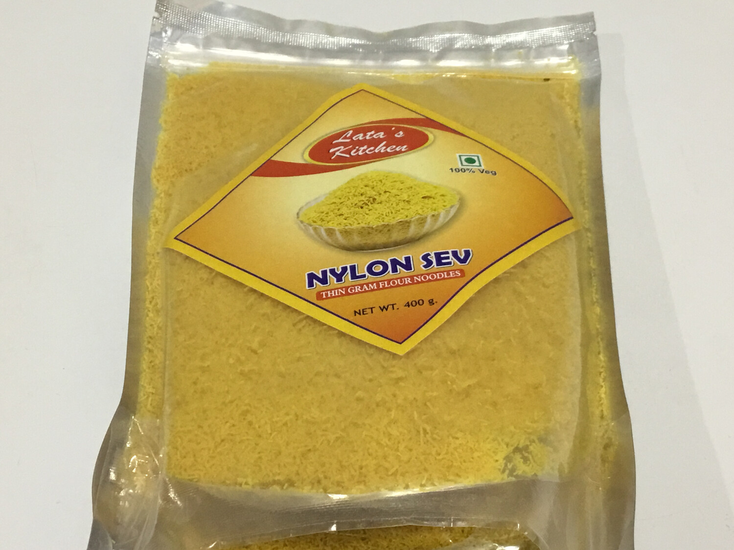 LK NYLON SEV 400 G @2 FOR $4.49 EACH