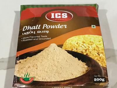 ICS DHAL POWDER/ KANDI PODI 200 GMS