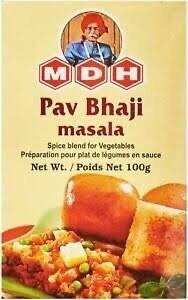 MDH PAV BHAJI MASALA 100 G